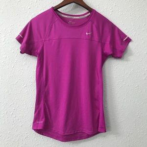 Nike Running short sleeve dri-fit shirt size small